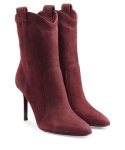 TAMARA MELLON | Suede Ankle Boots Gr. It 38