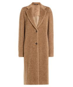 Maison Margiela | Alpaca And Wool Coat Gr. It 40