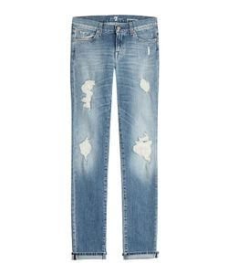 7 for all mankind | Distressed Jeans Gr. 29
