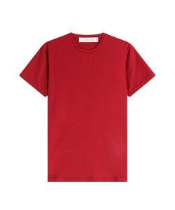 Victoria Beckham Denim | Cotton T-Shirt Gr. L