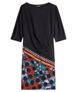 Roberto Cavalli | Printed Jersey Dress Gr. It 40