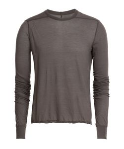 Rick Owens | Long Sleeved Jersey Top Gr. S