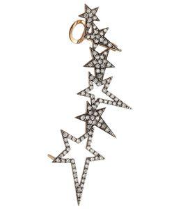 Diane Kordas   18kt Ear Cuff With Diamonds Gr. One