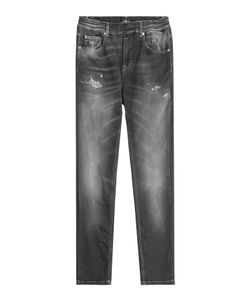 7 for all mankind | Distressed Skinny Jeans Gr. M