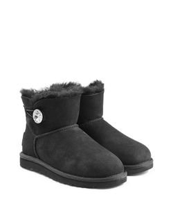 UGG Australia | Mini Bailey Bling Boots With Swarovski Crystal Gr. Us 8
