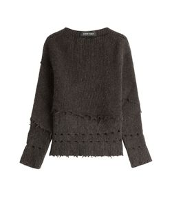 Damir Doma | Knit Top With Wool And Alpaca Gr. Fr 38