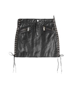 Dsquared2 | Leather Skirt Gr. It 40