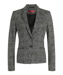 Hugo | Blazer With Cotton And Wool Gr. De 32