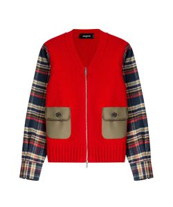 Dsquared2 | Cotton And Virgin Wool Cardigan Gr. S