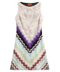 Missoni | Crochet Knit Mini Dress Gr. It 38