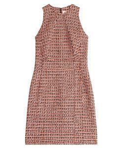 Victoria Beckham Denim | Tweed Mini Dress Gr. Uk 10