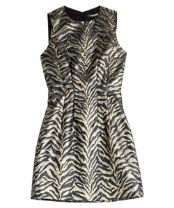 Roberto Cavalli | Zebra Print Dress Gr. It 42
