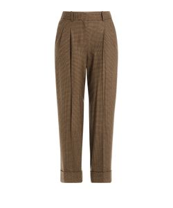Michael Kors | Cropped Wool Pants Gr. Us 4