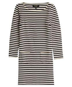 Juicy Couture   Striped Jersey Dress Gr. L