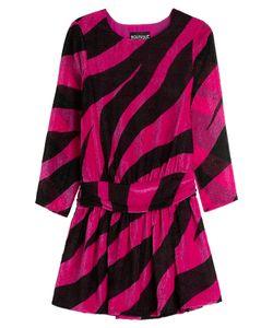 BOUTIQUE MOSCHINO | Zebra Print Mini Dress Gr. It 38