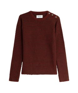 Zadig & Voltaire   Pullover With Statement Buttons Gr. Xl
