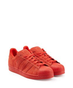 adidas Originals | Leather Superstar Sneakers Gr. Uk 11.5