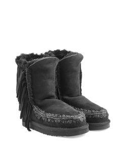 Mou | Eskimo Short Sheepskin Boots Gr. Eu 36
