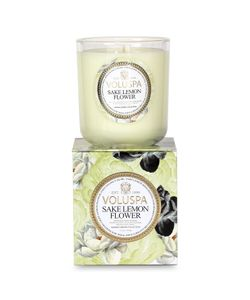 Voluspa | Classic Maison Sake Lemon Flower Wax Candle Gr. One