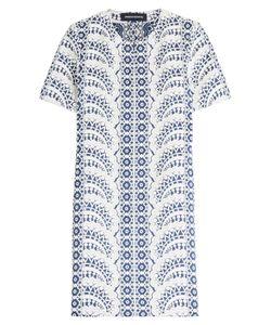 VANESSA SEWARD | Printed Cotton Blend Dress Gr. Fr 38