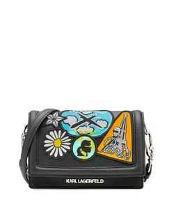 Karl Lagerfeld | Karl Around The World Crossbody Bag Gr. One