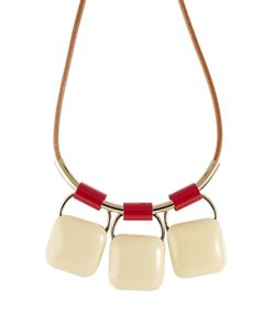 Marni | Triple Pendant Necklace Gr. One