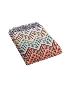 Missoni Home | Wool-Cashmere Blanket Gr. One