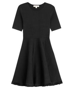 Burberry London | Dress With Fringed Trim Gr. S