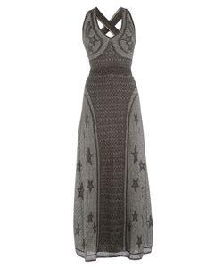 Missoni | Crochet Knit Maxi Dress With Thread Gr. It 40