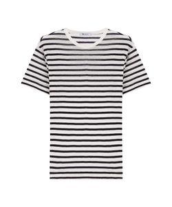 T By Alexander Wang | Striped T-Shirt Gr. Xs