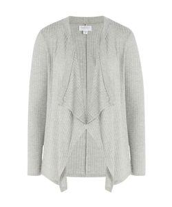Velvet   Knit Cardigan Gr. S
