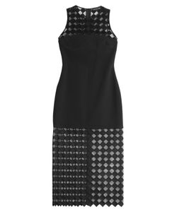 David Koma | Macrame Panel Dress Gr. Uk 6