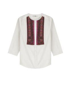 Day Birger Et Mikkelsen | Cotton Cambric Blouse Gr. Fr 40