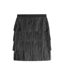 Day Birger Et Mikkelsen | Chaabi Fringed Leather Skirt Gr. Fr 38