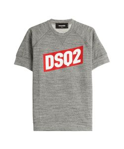 Dsquared2 | Printed Cotton T-Shirt Gr. M