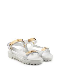 Giuseppe Zanotti Design | Leather Sandals Gr. It 36