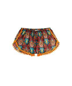 Paolita | Printed Cotton Shorts Gr. L