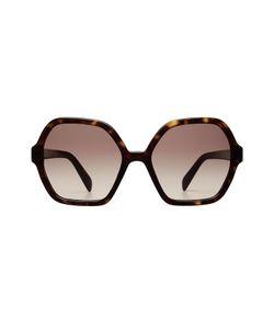 Prada | Oversize Tortoiseshell Sunglasses Gr. One