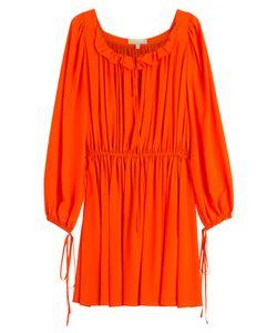Michael Kors | Draped Silk Dress Gr. Us 8