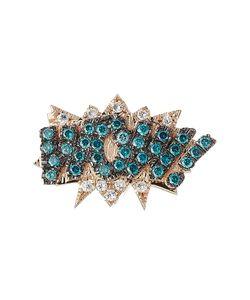 Diane Kordas   Wow 18kt Earrings With Diamonds Gr. One