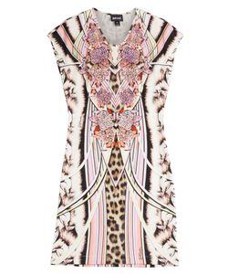 Just Cavalli | Printed Jersey Sheath Dress Gr. It 44