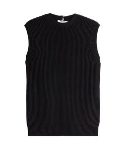 Alexander Wang | Knit Top With Open Back Gr. L