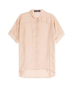 Steffen Schraut | Highline Relaxed Silk Shirt Gr. De 36