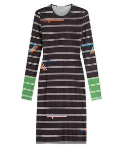 Preen | Striped Jersey Dress Gr. Xs