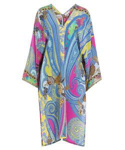 Etro | Printed Silk Tunic Gr. It 40