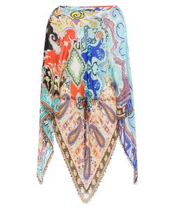 Etro | Printed Silk Tunic Gr. One