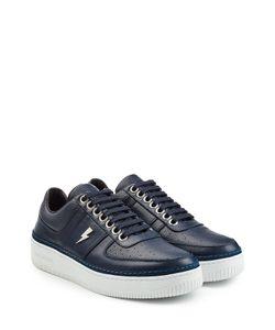 Neil Barrett | Leather Sneakers Gr. Eu 46