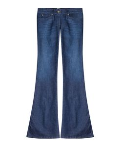 Just Cavalli | Flared Jeans With Embroidered Pockets Gr. 31