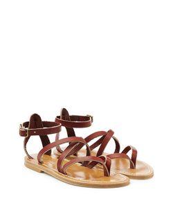 K. Jacques | Leather Sandals Gr. It 41