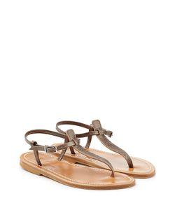 K. Jacques | Epicure Leather Sandals Gr. It 36